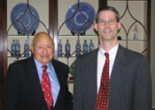 Chick-fil-A CEO, S. Truett Cathy