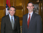 Arkansas Governor Mike Huckabee